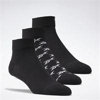 Reebok calze alla caviglia classics (3 paia)