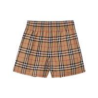 Burberry shorts vintage check - toni neutri