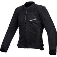 Macna giacca moto donna touring estiva Macna velocity nero