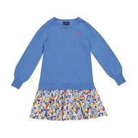 Polo Ralph Lauren Kids abito felpa in cotone