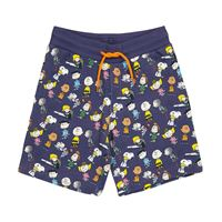 The Marc Jacobs x peanutsâ® - shorts a stampa in cotone