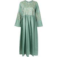 Bambah abito lilly a fiori - verde