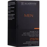Academie crema-balsamo dopobarba attivo stimolante - Academie men active stimulating balm for deep lines 50 ml