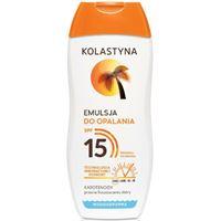 Kolastyna lozione solare spf 15 - Kolastyna emulsion spf 15 60 ml