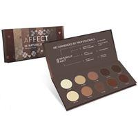 Affect Cosmetics palette ombretti - Affect Cosmetics naturally matt eyeshadow palette 10 x 2 g