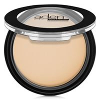 Aden Cosmetics cipria compatta opacizzante - Aden Cosmetics silky matt compact powder 03 - soft honey