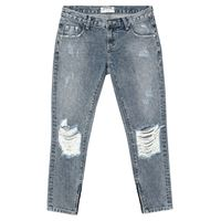 ONE x ONETEASPOON - pantaloni jeans