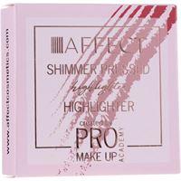 Affect Cosmetics illuminante viso - Affect Cosmetics pro make up academy shimmer highlighter h-0008 - rio