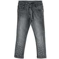 Ragazza 8 | 16 anni pantalone denim lungo d1878 per ragazza teenager sarabanda autunno inverno |abbigliamento autunnale | invernale