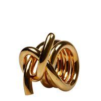AMBUSH anello donna 12111908gold argento oro