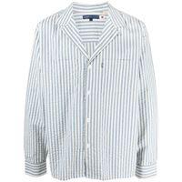 Levi's: Made & Crafted giacca-camicia a righe - blu