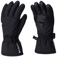 Columbia glove, youth whirlibird guanti unisex bambini, nero, s