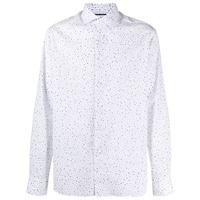 Orian camicia a fiori - bianco