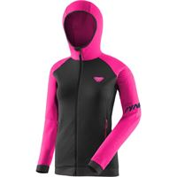Dynafit speed thermal - giacca softshell con cappuccio - donna