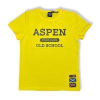 Aspen polo club - t-shirt mezza manica ragazzo