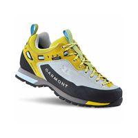 Garmont dragontail lt gtx gore-tex scarpe donna, azzurro/limone