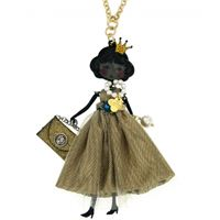 Le Carose collana donna gioielli Le Carose flappers fla06