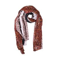 MANILA foulard manila grace trapezio senape