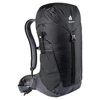 Deuter ac lite 32 el, zaino per escursionismo unisex-adulti, nero-black-graphite, 32 l