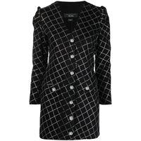 Philipp Plein abito con decorazione - nero