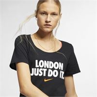 Nike t-shirt jdi Nike sportswear (london) - donna - bianco