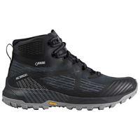 Montura scarpe trail running prisma mid goretex eu 37 1/2 black / piombo