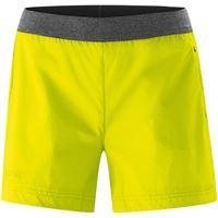 Maier Sports pantaloncini kerid donna giallo