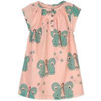 nadadelazos - magic butterfly vestito light rose pink - bambina - 4 anni - rosa