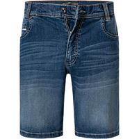 Bugatti shorts in denim / jeans