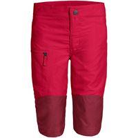 Vaude pantaloncini caprea antimos bambino pink