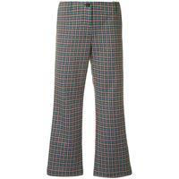 Aalto pantaloni svasati crop - multicolore