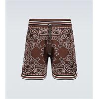 AMIRI shorts bandana b-ball