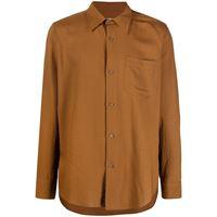 AMI Paris camicia - marrone