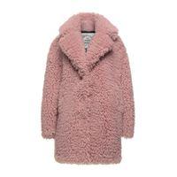 PINK MEMORIES - teddy coat