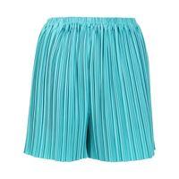 Bambah shorts plissettati playa - blu