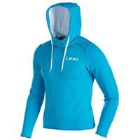 Leki Alpino hoodie l blue