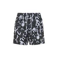 AMIRI shorts playboy in techno stampato