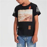 Ido t-shirt manica corta di cotone 4.2459 per ragazzo ido
