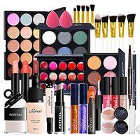 CHSEEO kit per il trucco completo, trousse di trucchi set di trucchi palette di ombretti make up cosmetics tavolozza trucco occhi kit per trucco valigetta per cosmetici - idea regalo#6