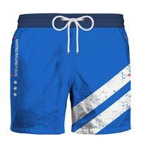 Scuola nautica italiana - costume uomo 018322 bluette