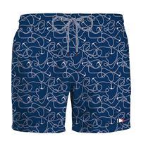 Scuola nautica italiana - costume uomo 018350 blu