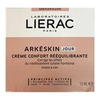 Lierac linea arkeskin crema giorno correttiva invecchiamento ormonale 50 ml