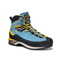 Asolo scarponi alpinismo Asolo piz gv ml blu giallo donna 40