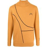 A-COLD-WALL* maglione - arancione