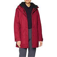 maier sports cappotto da donna lisa 2, donna, cappotto, 525708, anemone, 52
