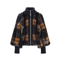 ZUCCA - teddy coat