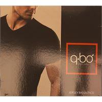Q.Bò t-shirt uomo scollo v Q.Bò mod. Seattle. Gm