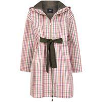 TWINSET cappotto a fiori - rosa