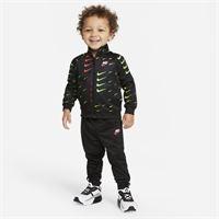Nike tuta Nike - neonati (12-24 mesi) - nero