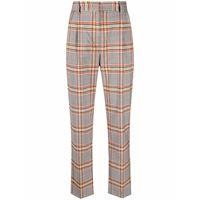 Manuel Ritz pantaloni principe di galles - toni neutri